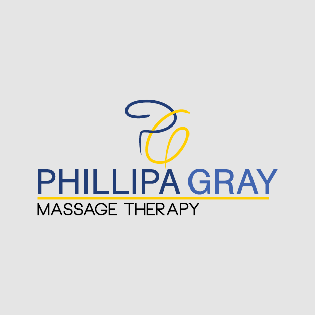 Phillipa Gray Massage designed by Daniel Holt
